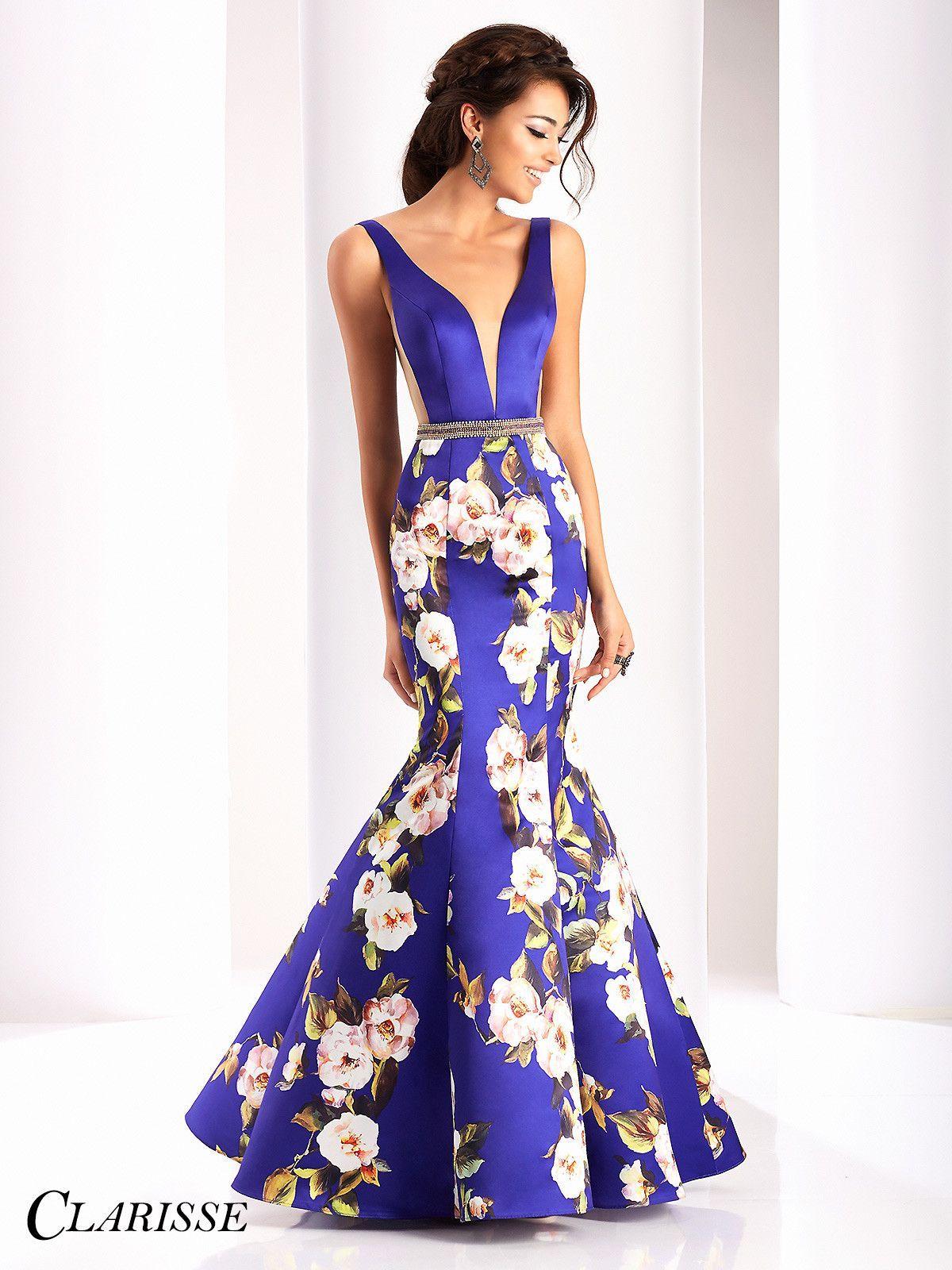 Clarisse Couture Dress 4813