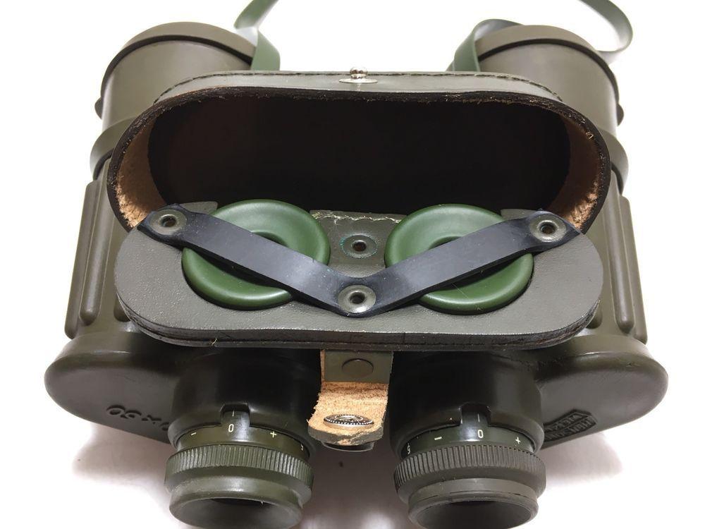 Zeiss hensoldt fero d15 10x50 dienstglas binoculas bundeswehr army