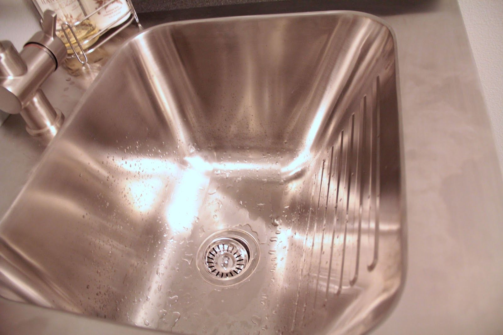 Ikea Numerar Deep Stainless Steel Laundry Sink With Integrated