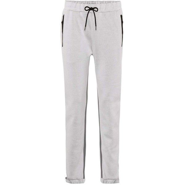 0e97c26afb45 Prada Cotton-Blend Track Pants ( 805) ❤ liked on Polyvore featuring  activewear,