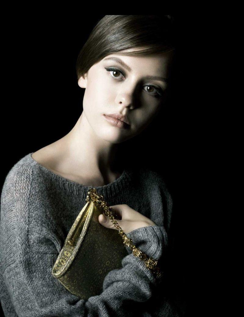 Mia Wasikowska & Mia Goth Stun for Prada's 'La Femme ...