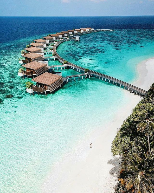 Park Hyatt Maldives Hadahaa #MaldivesPins #MaldivesHoliday