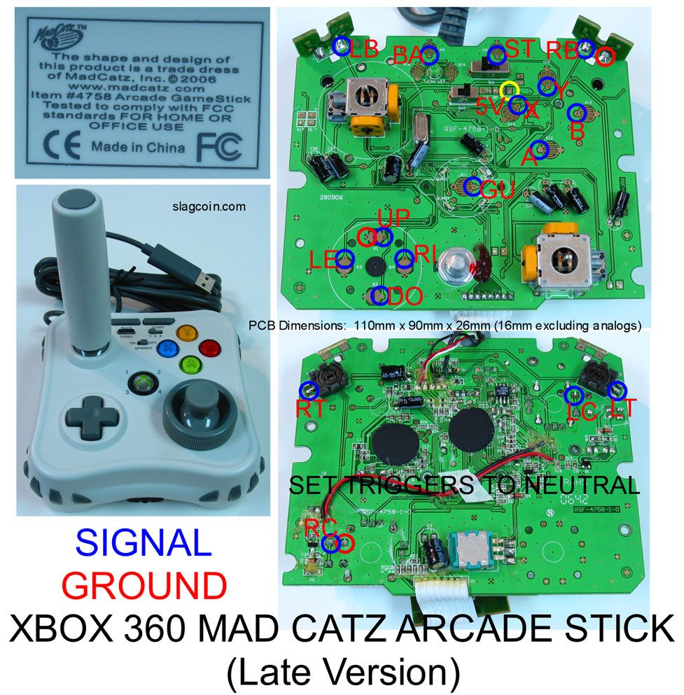 Xbox One Controller Pcb Diagram Xbox One Controller Xbox One Xbox