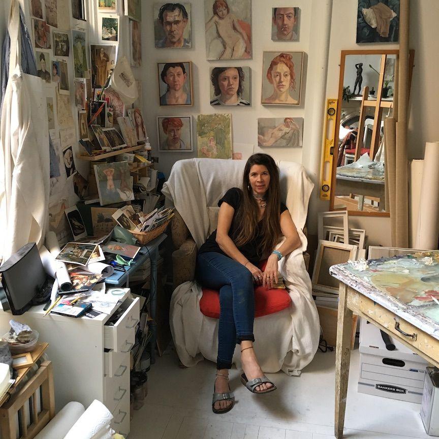 Alix Bailey alix bailey | the studio visit | the studio visit | pinterest