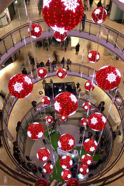 Finland Christmas Decorations.Finland Christmas Decorations In Kamppi Shopping Mall