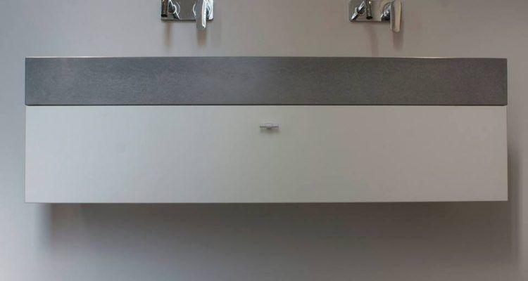 Solid Surface Badkamer : Houten wastafelmeubel maken badkamermeubels tiz design solid