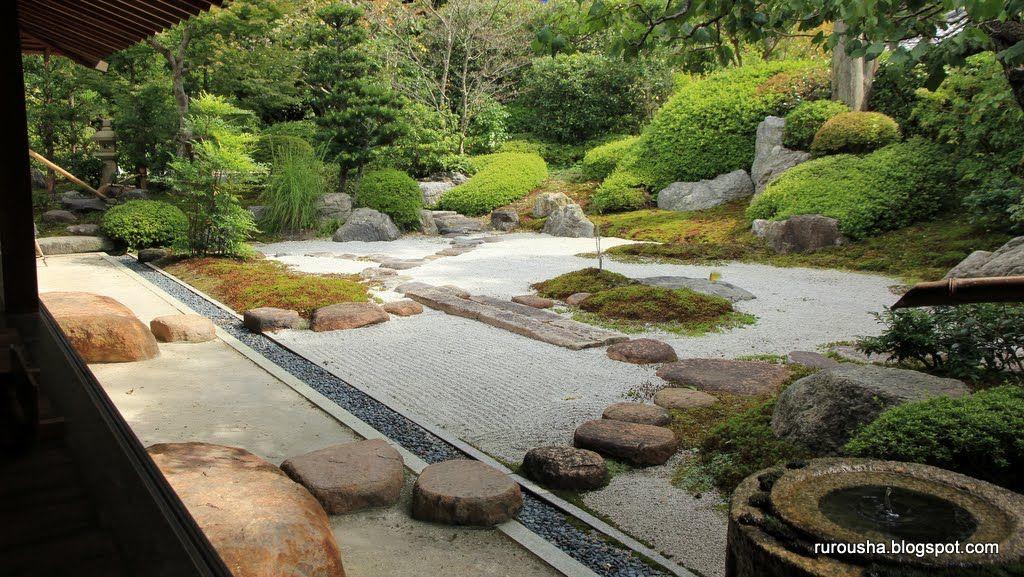 Zen Garden Plan - Zandalus.Net