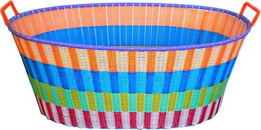 Woven Plastic Laundry Basket Woven Laundry Basket Laundry