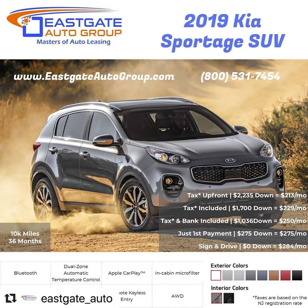 Repost Eastgate Autothe 2019 Kia Sportage Lx With Awd Now At An Even Lower Monthly Price No Need To Get Out Your Calculators Weve Don In 2020 Kia Sportage Kia Sportage