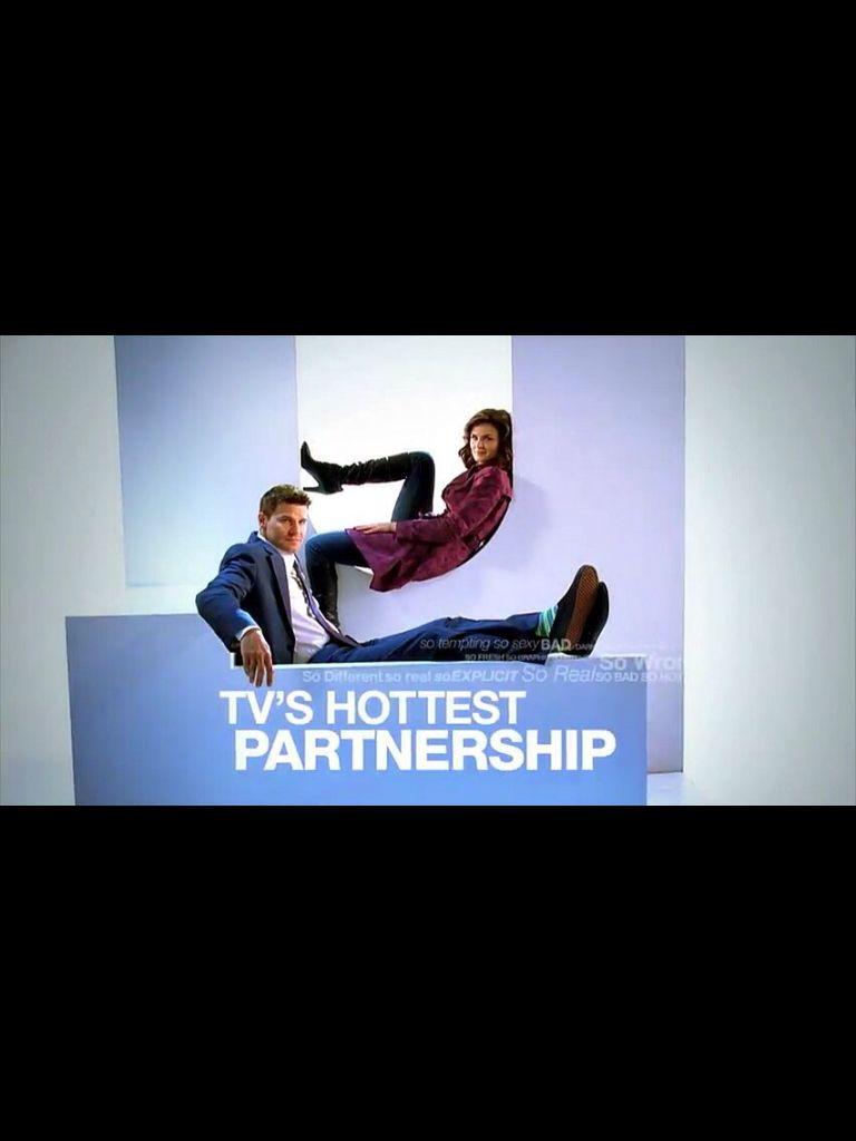 Tv's hottest partnership bones