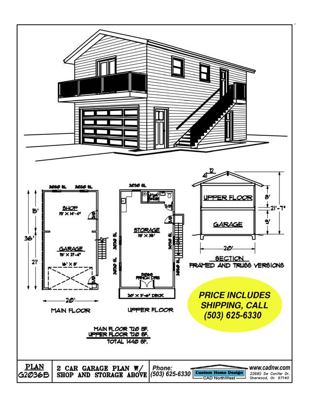 garage plans with office. Garage Plan Upper Office With Utilities. Lower Shop \u0026 Garage. Need  Stairs On Inside Instead Garage Plans 5