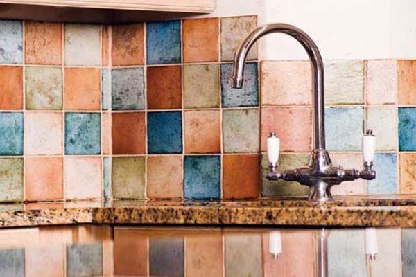 incredible colorful kitchen backsplash tiles | southwest decor colors - Bing Images | Kitchen backsplash ...
