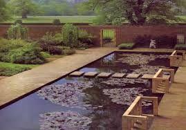 Geoffrey Jellicoe Designs And Gardens Google Search Garden In The Woods Modern Garden Garden Design