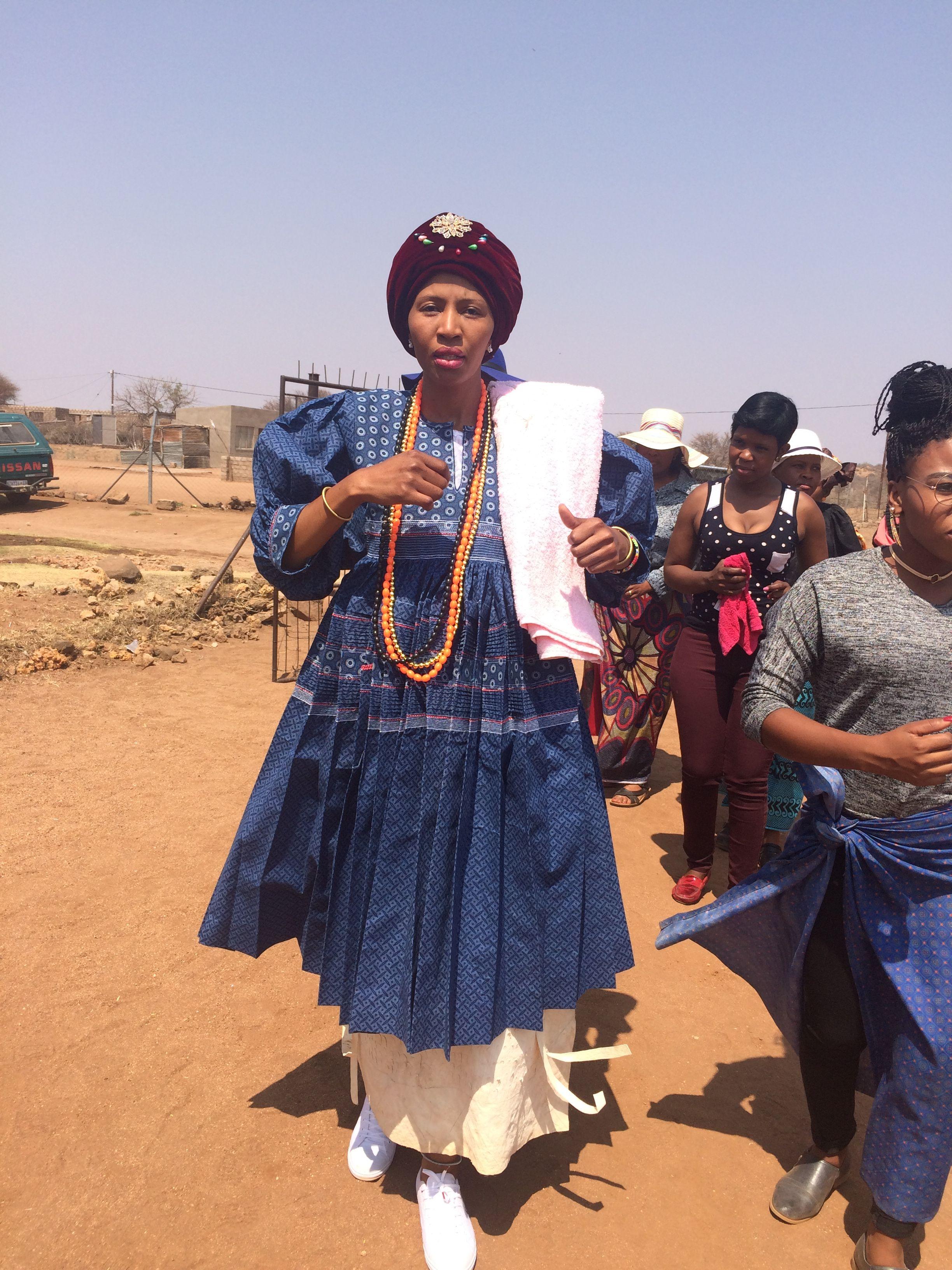 Masemola wedding dresses