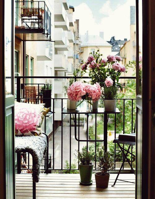 21 Ideen Für Große Und Kleine Gärten: 21 Schöne Und Funktionale Ideen Für Kleine Terrassen (mit