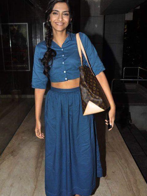 1d35717cb5 #Trend #Alert #Bollywood #Actress Who #Rocked #Crop #Tops #sonamkapoor