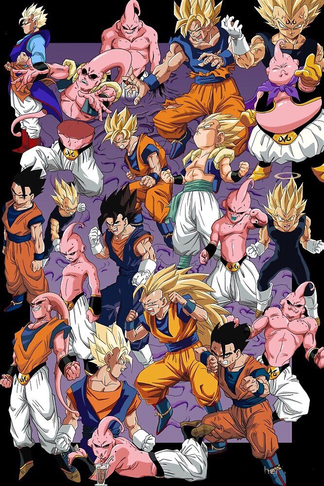 Pin by rony sarmiento on Dragon Ball Z Dragon ball