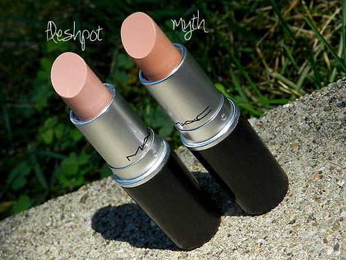 mac fleshpot lipstick review | Makeup | Pinterest | Keys ...