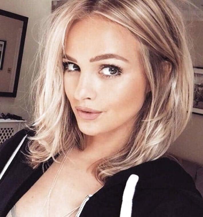 Mittellange Frisuren Blond 2020 Mittellange Haar Modelle 2018 Frisure In 2020 Frisuren Ovales Gesicht Einfache Frisuren Mittellang Mittellange Haare Ovales Gesicht
