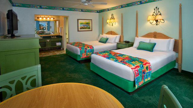 Caribbean Beach Preferred Room