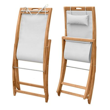Harborside 174 Deck Chair Deck Chairs Chair Portable High