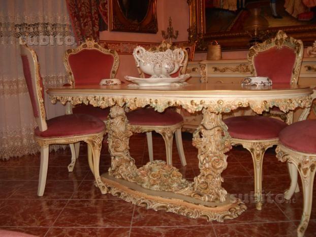 Home / arredamento / mobili antichi e vintage / secretaire stile barocco veneziana. Pin Su Interior Design