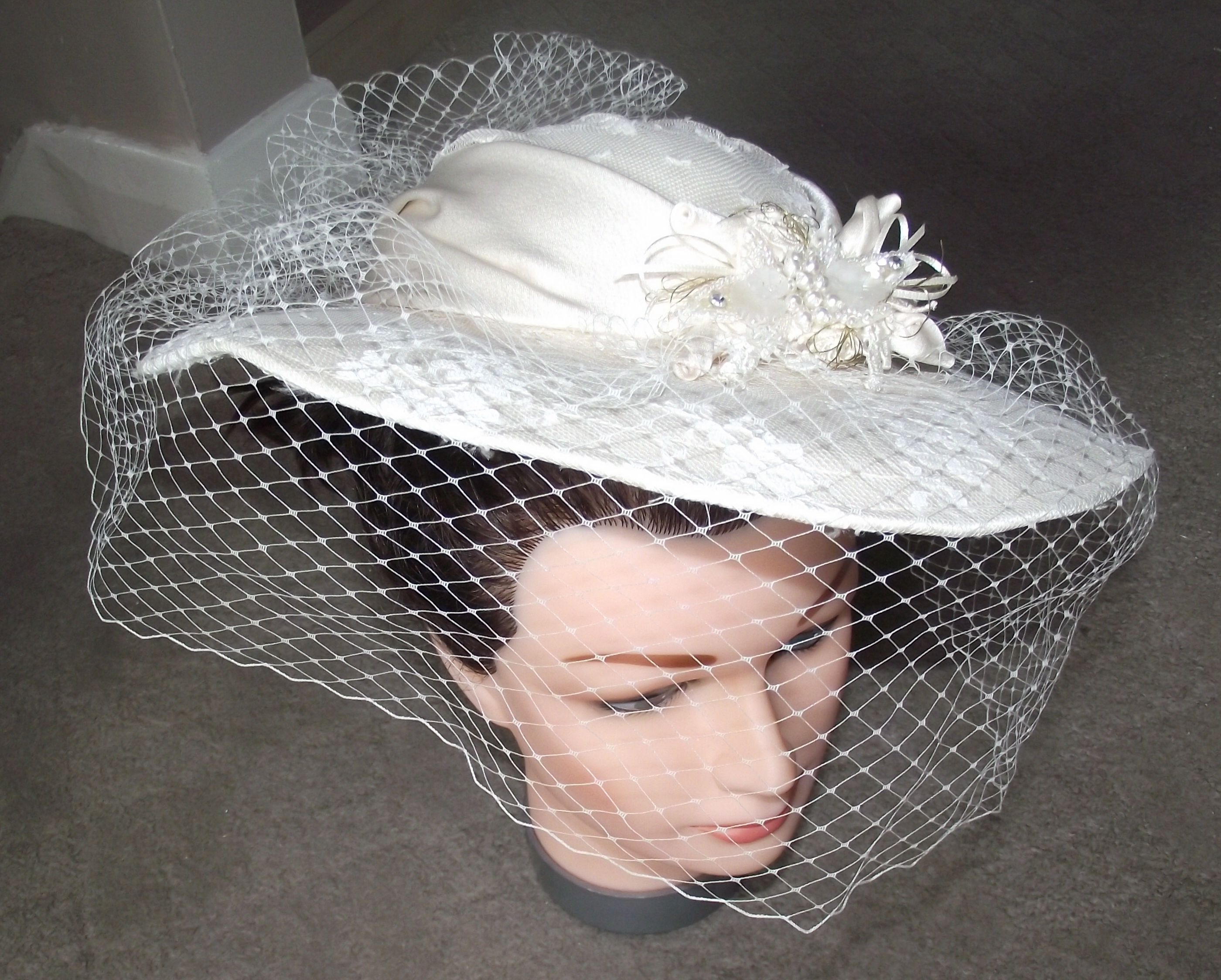Mother Of The Bride Hats For Short Hair: Best 25+ Vintage Wedding Hats Ideas On Pinterest