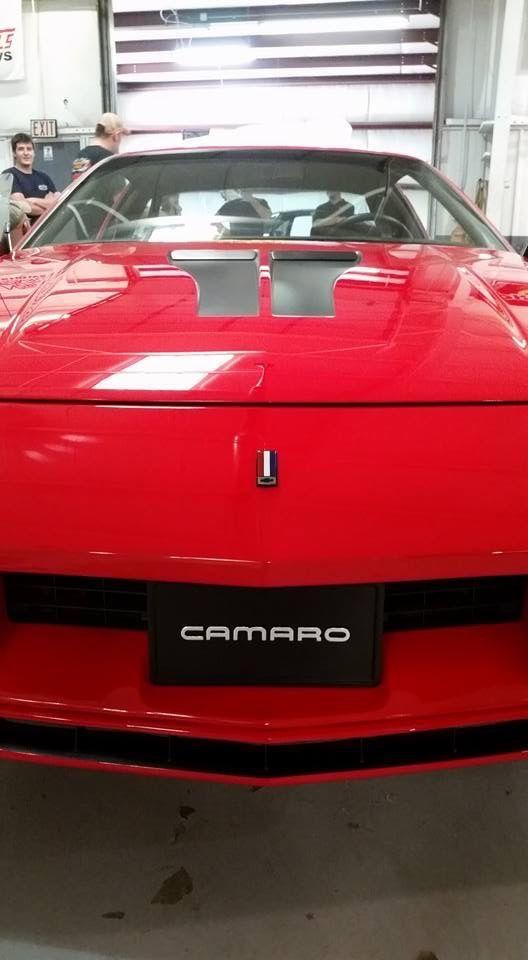 Classic Third Gen Camaro Restoration by Quarter Mile Muscle. QMM direct at (704)664-9544 #CamaroRestoration #CustomCarPainting