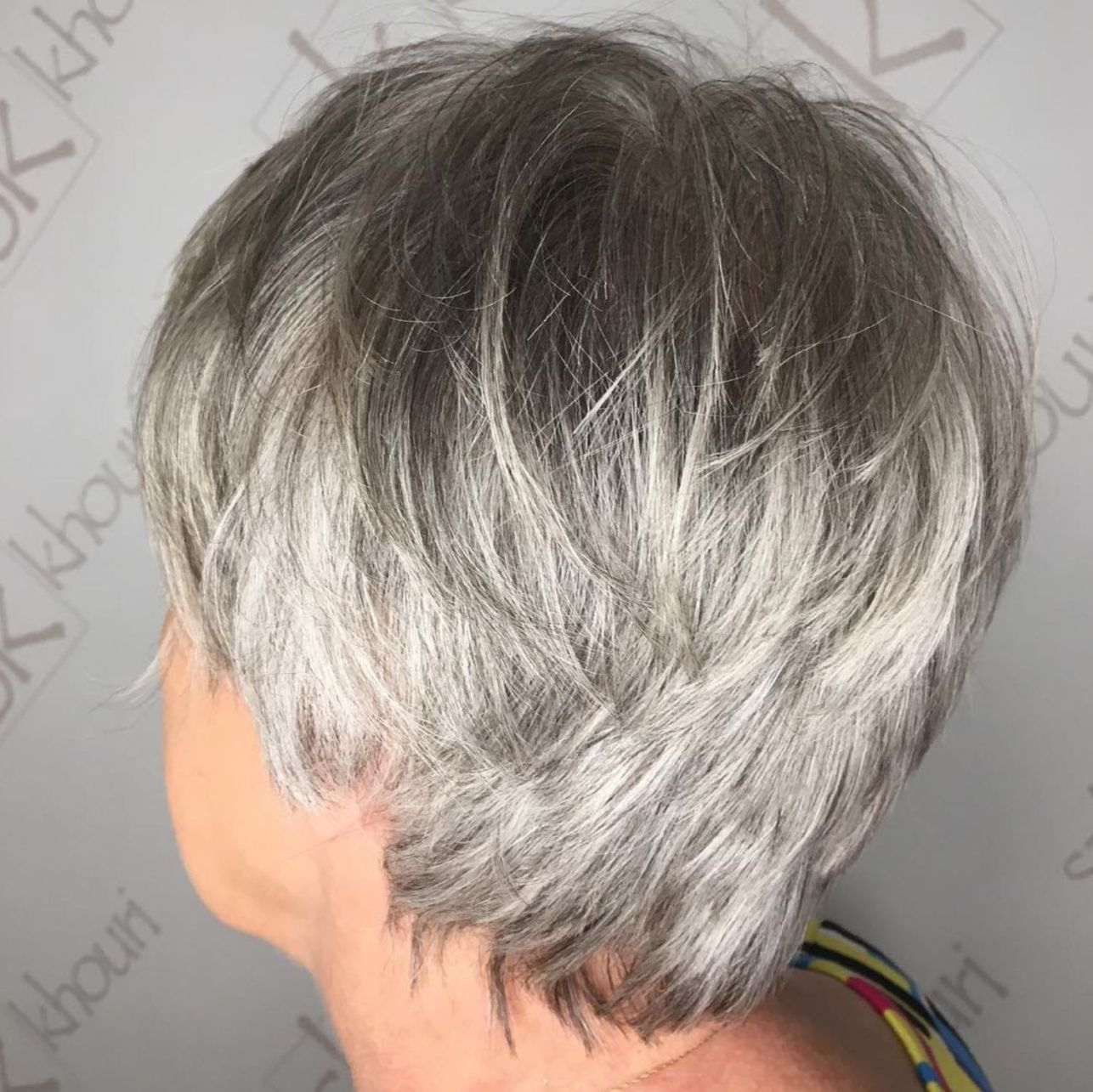 60 gorgeous gray hair styles | hairstyles for seniors in