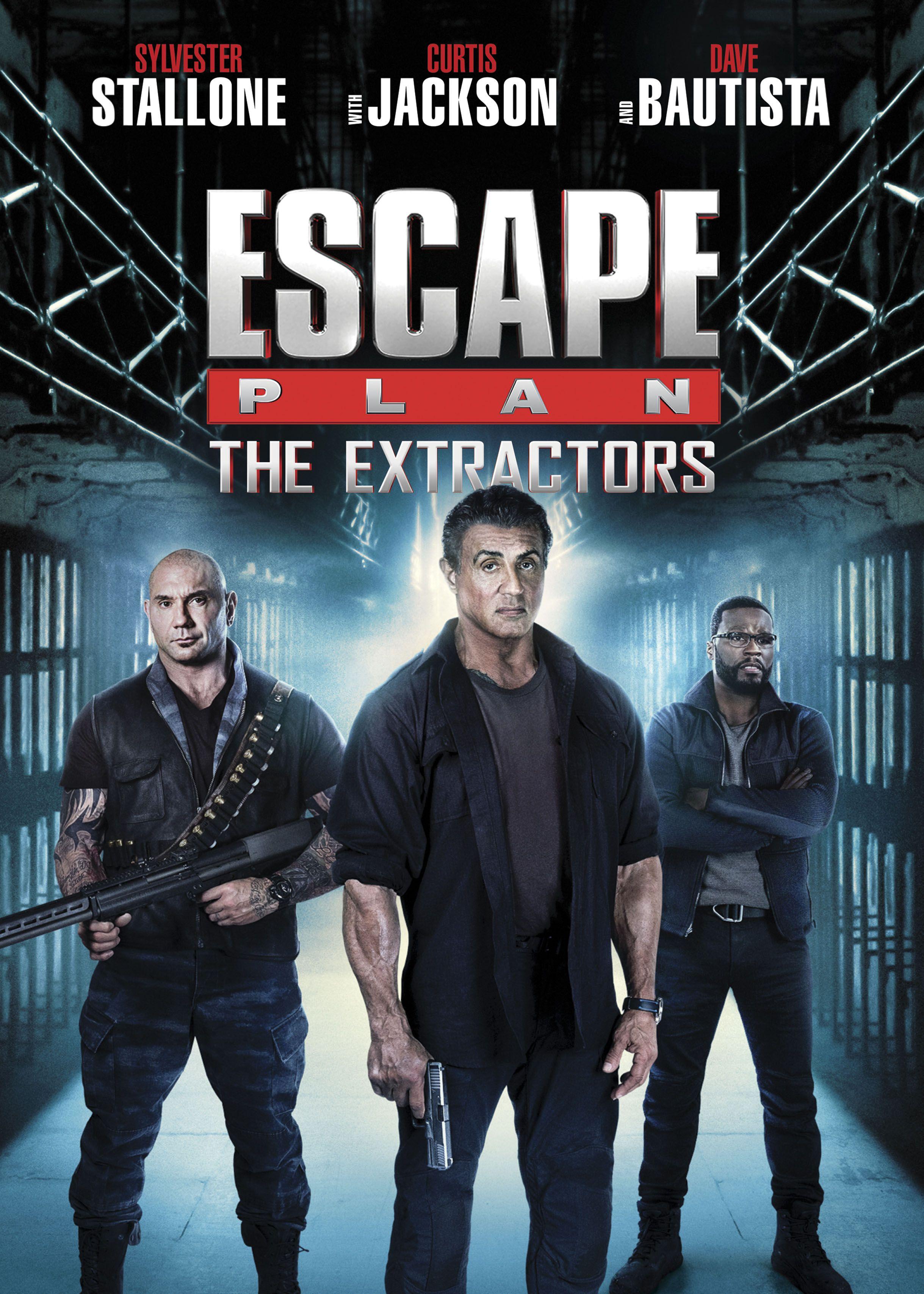 Best Buy Escape Plan The Extractors Dvd 2019 Escape Plan Sylvester Stallone Sylvester