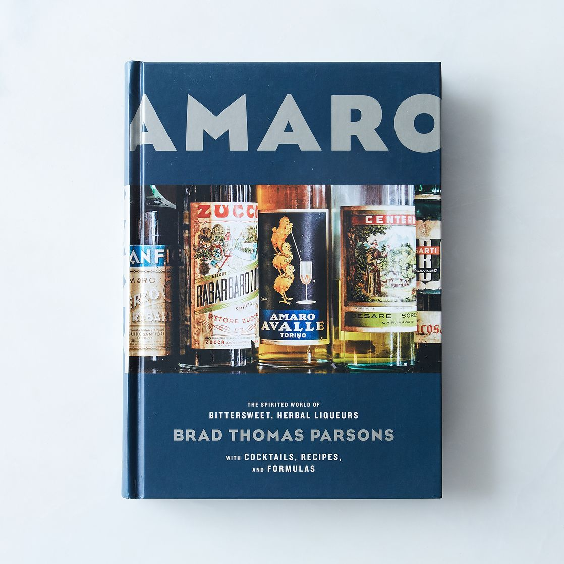 Amaro: The Spirited World of Bittersweet, Herbal Liqueurs, with Cocktails, Recipes, and Formulas, Signed Copy