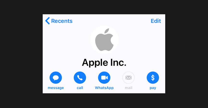 Would Apple Inc. Call Customers to Alert Them to