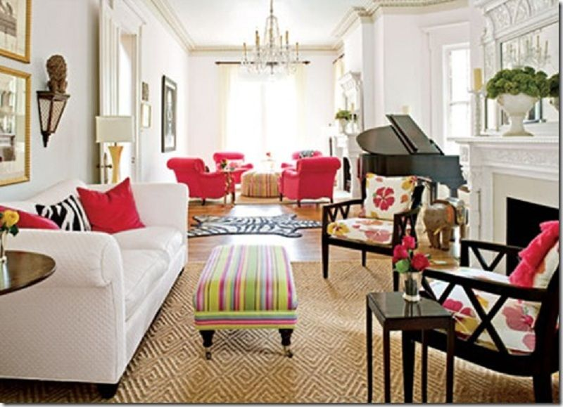 Living Room Ideas Cheerful Furniture Arrangement For Long Narrow With Grand Piano