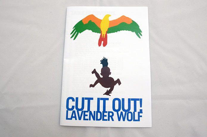 new zine by Lavender Wolf