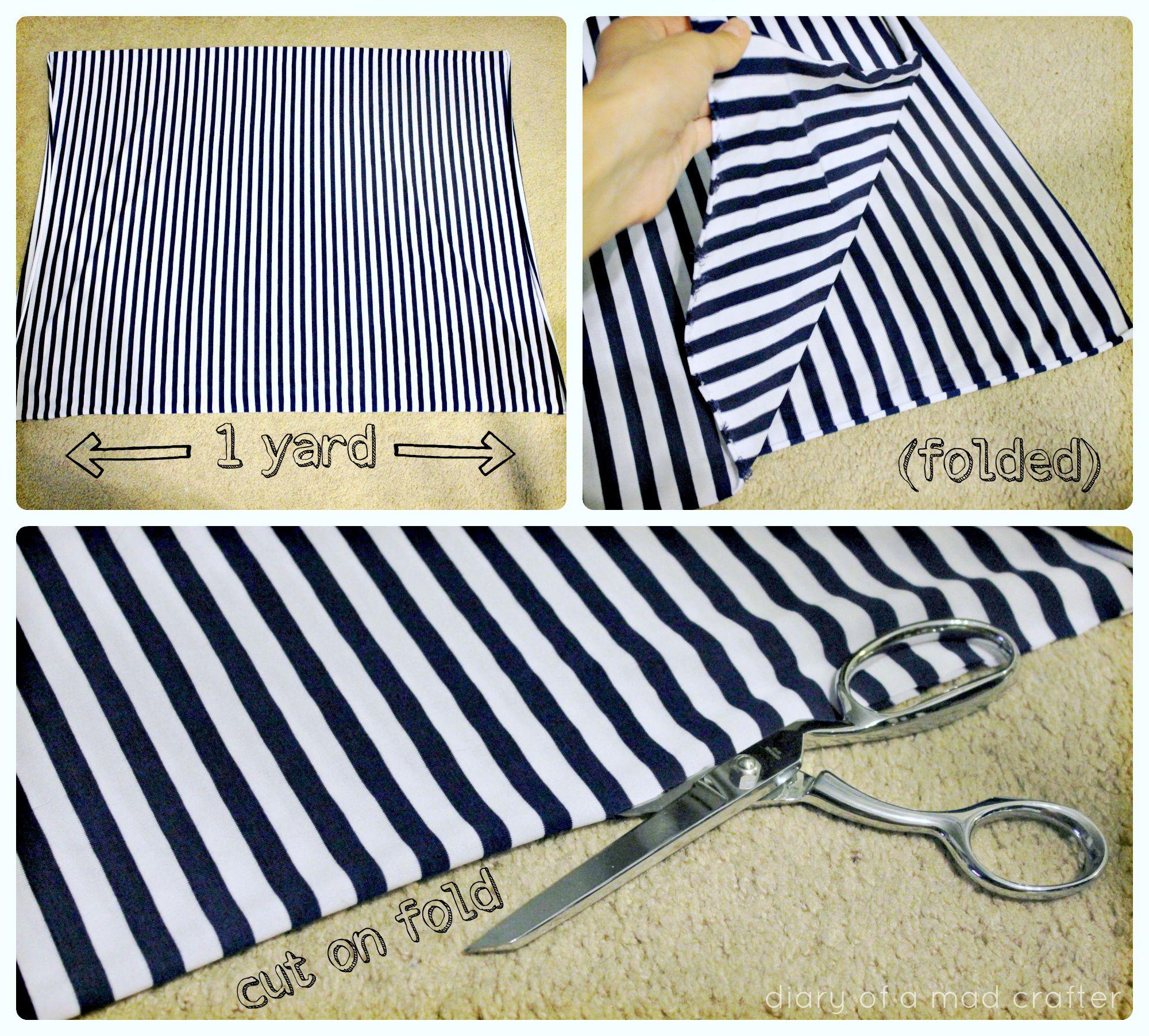 how to make a nursing scarf
