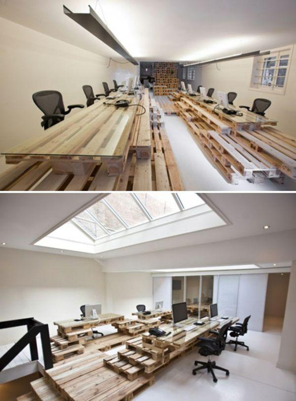 Diy Möbel Aus Europaletten – 101 Bastelideen Für Holzpaletten