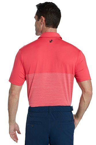 751c76c8 Amazon.com : Jolt Gear Dri-Fit Golf Shirts for Men - Moisture Wicking Short-Sleeve  Polo Shirt : Clothing