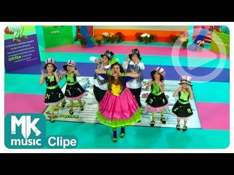 Musica Eu Li Na Biblia Youtube Aline Barros Infantil Louvor
