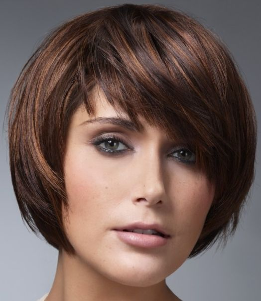 Layered Pageboy Haircut Short Hairstyles For Women 238