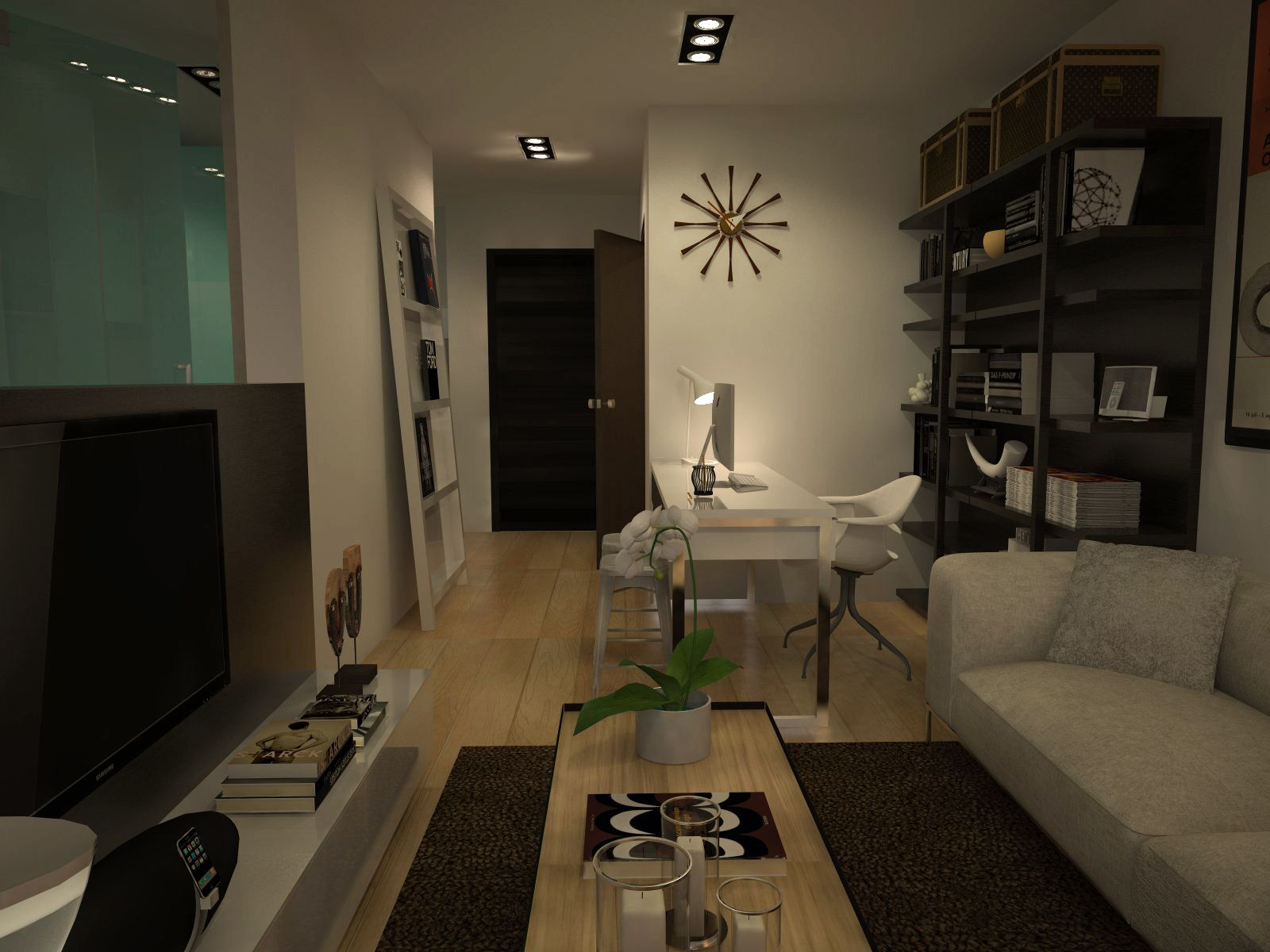 Hdb Bto For Singles 2 Room 47sqm Apartment In Sengkang Rieverview Walk Interior Design By The Owner Of This Magazine
