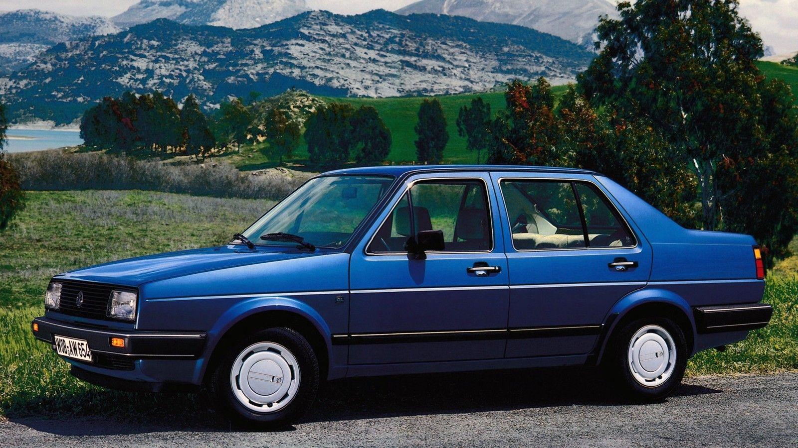 Volkswagen Jetta Typ 1g 1984 87 Rad Kindheit Held