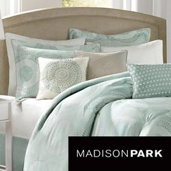 Madison Park Mason 7-piece Comforter Set-our new summer bedroom ...