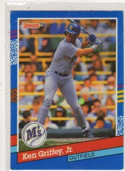 Valuable Ken Griffey Jr Cards Ken Griffey Jr 1991