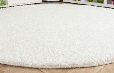 hochflor langflor teppich loredo wei rund wei e teppiche pinterest wei er teppich. Black Bedroom Furniture Sets. Home Design Ideas