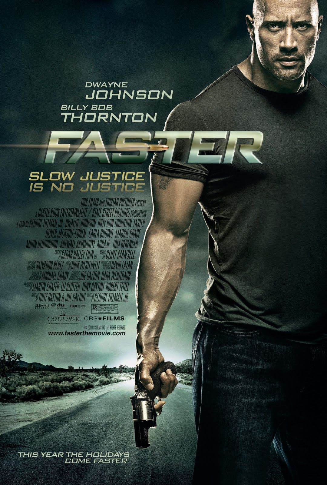 Assista A Um Video Do Novo Filme De The Rock Faster Com
