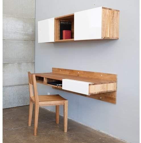 Mash Studios Laxseries Floating Desk Floating Wall Desk Wall Mounted Desk Furniture