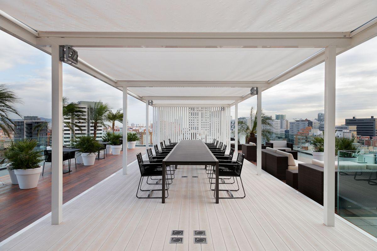 ANV #BARCELONA HEADQUARTERS by YLAB Arquitectos Barcelona via #Archinect