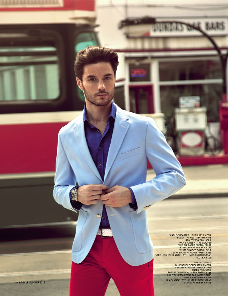 Colors | Red chinos, Light blue blazers, Mens fashion:__cat__