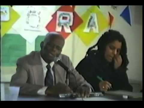 Dr John Henrik Clarke Million Man March & Fake Black Leadership Full Video