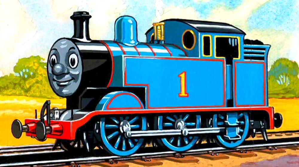 Thomas Thomas The Tank Engine Thomas The Tank Thomas